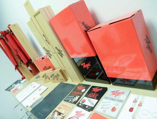 Al Nadal no oblidis de comprar embotits Pedragosa, productes artesans elaborats amb matèria de primera de proveïdors locals